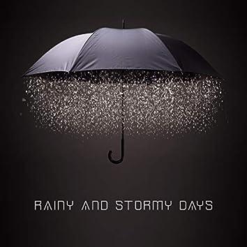 Rainy and Stormy Days – Fresh Rain Noises for Sleep