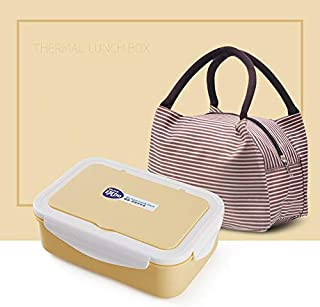 Lunch Box Insulation Bento Container Leak Pro,Lunch Keep Food Hot Fresh Food Storage Lunch Boxes Vacuum Insulated Lunch Fo...