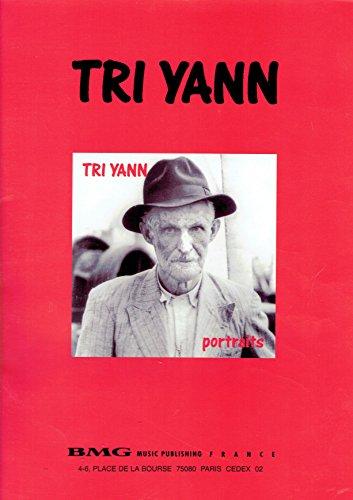 PORTRAITS, partitions de 12 chansons de Tri Yann