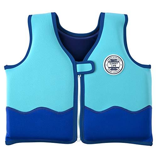 SunnyLIFE Schwimmweste 1 bis 2 Jahre Sharky