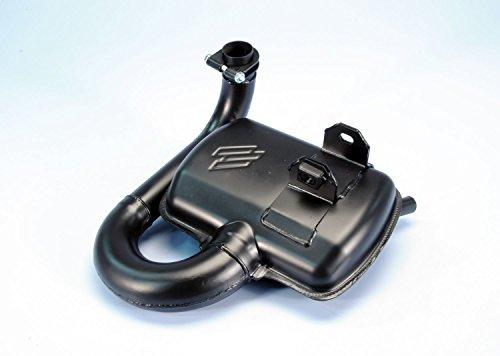 Auspuff Polini Silent Box ORIGINAL/Vespa PX 80-125-150
