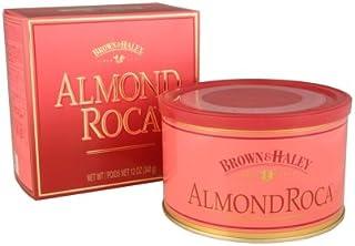 12 oz ALMOND ROCA Tin in Gift Box