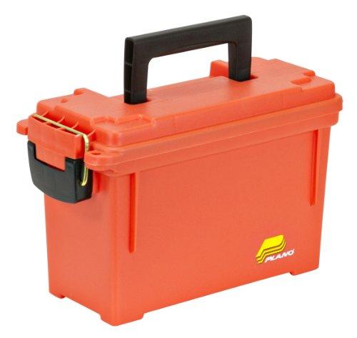 Plano 1312 Caja marina de emergencia para almacenar en seco, anaranjado