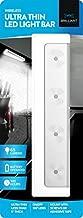 Brilliant Evolution Wireless Ultra Thin LED Light Bar 1 Pack   Battery Operated Lights   Kitchen Under Cabinet Lighting   Closet Light  Touch Light  Stick On Lights   Push Light   Wireless Light