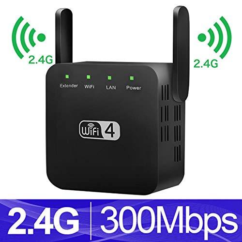 suyanouz Draadloze WiFi Repeater 5G WiFi Extender 1200Mbps Repiter Wifi Lange Bereik Booster Wi-Fi Signaal Versterker AC 2.4G 5ghz Ultraboost 2.4G Zwart