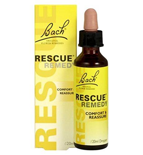Bach Rescue Rimedio Comfort e Rassicurazione 20ml