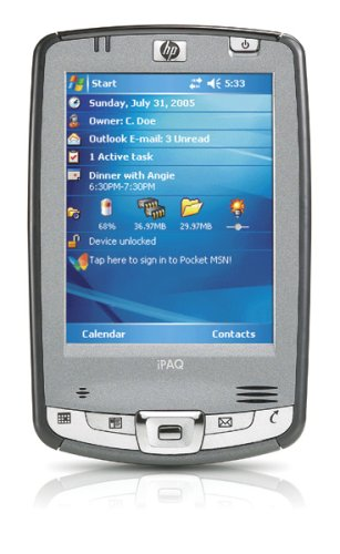 Buy Discount HP iPAQ Pocket PC hx2190b - Handheld - Windows Mobile 5.0 Premium Edition - 3.5 color ...