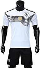 Germany Team 2018 Russia World Cup Football Jersey Football suits Fans Short-sleeved T-shirt