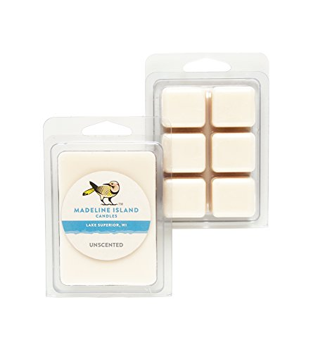 Madeline Island Candles Purity Unscented Soy Wax Melts (2 Pack)