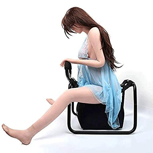 Portátil de viaje Sin peso multifuncional for sillas de estiramiento for los muebles Parejas, Silla Posición de mejora, único adulto Juguete-Assist posición super duradero y fácil de montar for adulto
