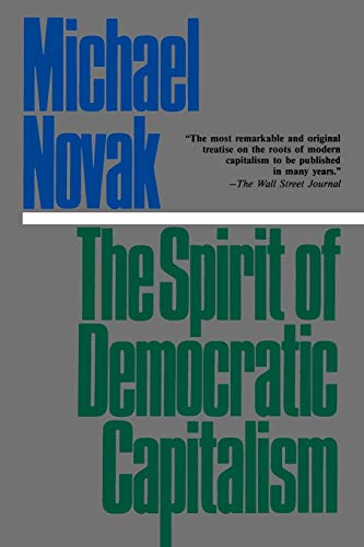 Image of The Spirit of Democratic Capitalism