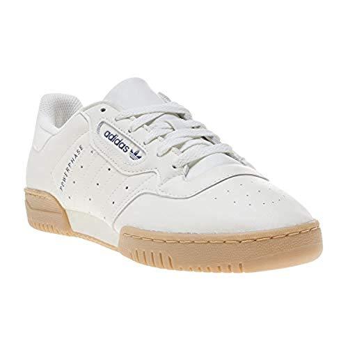 adidas Hombre Powerphase Zapatillas Blanco, 39 1/3