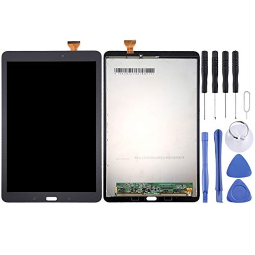 La selección de Cici Vuelva a Colocar la Pantalla LCD y digitalizador Asamblea Completa for la lengüeta E 9.6 / T560 / T561 (Gris) (Color : Grey)