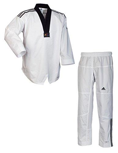 Adidas DOBOK da Taekwondo Adi-Contest 3 Collo Nero 190
