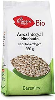 GRANERO ARROZ Integral HINCHADO Bio 250 gr, No aplicable
