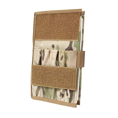 TACTICAL NOTEBOOK COVERS.COM Spartan Army Greenbook Cover - NSN 7530-00-222-3521, Multicam
