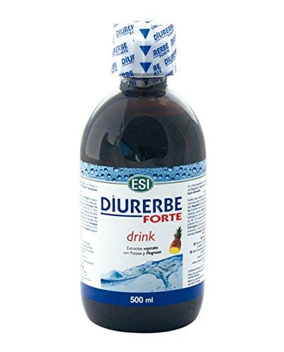 Diurerbe Forte Fluido Piña 500 ml de Trepatdiet-Esi