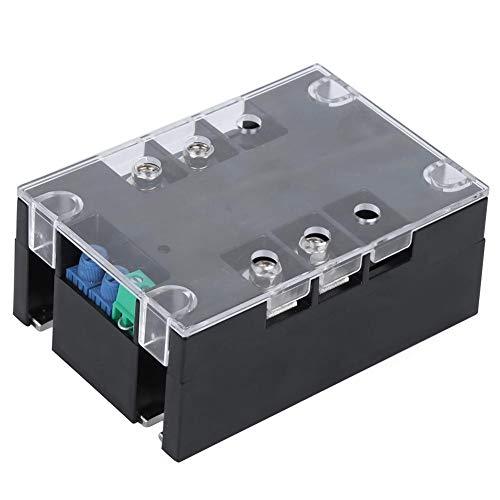 Arrancador suave del motor, controlador de arranque suave monofásico/inferior de latón Controlador eléctrico del arrancador suave Accesorios para bomba de agua/ventilador(Without Heat Sink)