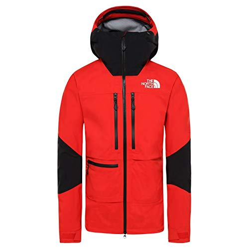 The North Face - Veste Summit L5 Vapor Ja Homme XL - Rouge