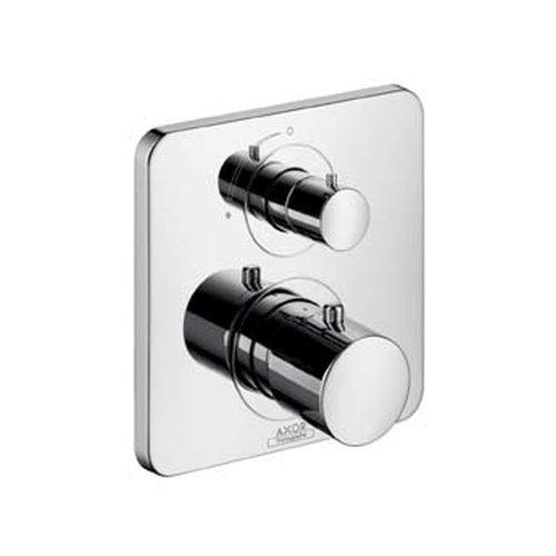 AX Citterio M termost emp llave paso cr