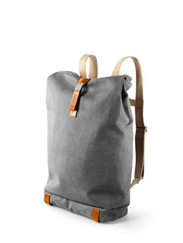 Brooks Pickwick Mochila Unisex, Gris
