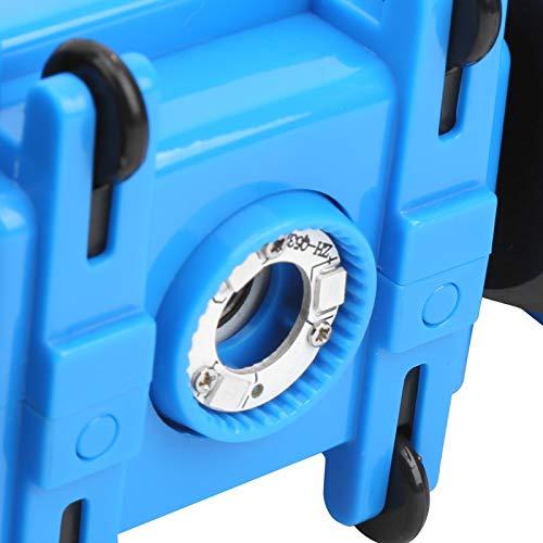 FEBT Juguete del Coche del Truco de RC, Coche teledirigido Durable para al Aire Libre para los niños para la Muchacha para el Muchacho(Blue)