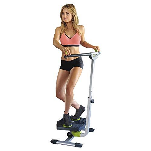 Gewichtsverlust Routine im Sanson Fitnessstudio