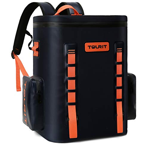 TOURIT Leak-Proof Soft Sided Insulated Cooler Backpack