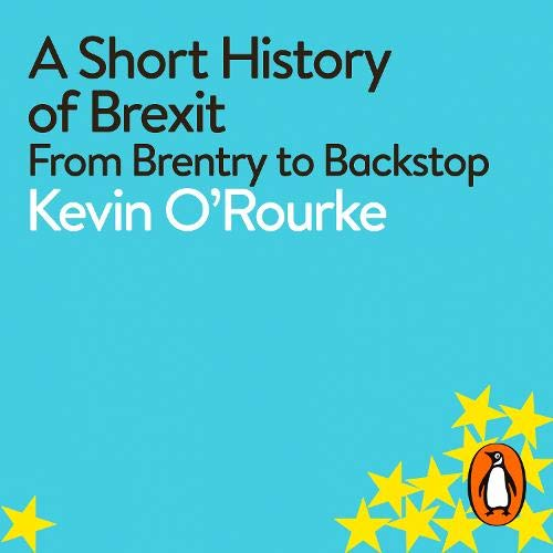 Couverture de A Short History of Brexit