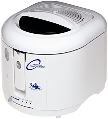 Presto 05444 CoolDaddy Cool-Touch Electric Deep Fryer