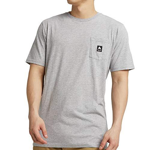 Burton T-shirt pour homme. - Gris - Medium