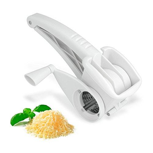 Metaltex 251615 - Molinillo para Queso plástico/Acero