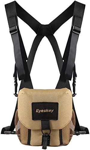 Eyeskey Universal Binoculars Case Bag with Harness Provide Maximum Protection and Carrying Capacity product image