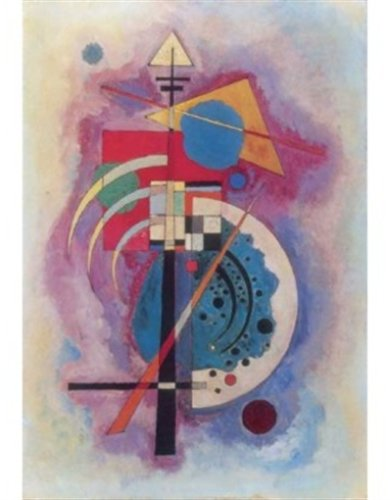 Ravensburger - Kandinsky - Hommage  Grohmann, 1000 Teile Puzzle