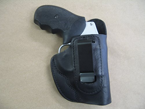 Colt Detective Special Leather IWB in The Waistband...