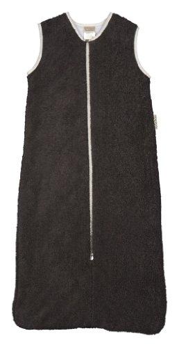 Koeka Schlafsack, ohne Ärmel, Venice Anthrazit, 95 cm, Größe L