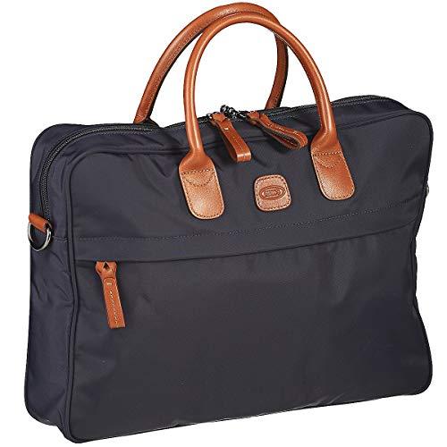 Bric's X-travel Koffer, 36 cm, Blau (Ocean Blue)