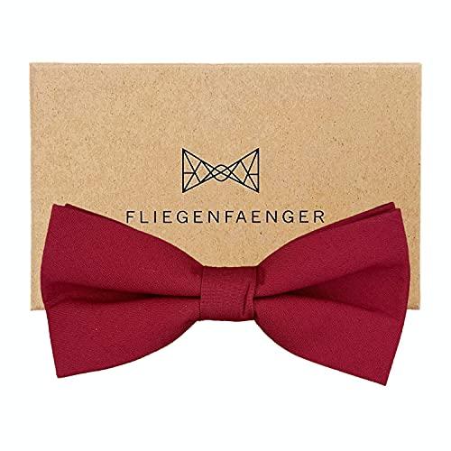 FLIEGENFAENGER Pajarita para hombre, color pastel, para traje, combinable con pañuelo, disfraz...