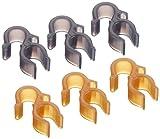 ホースクリップ (6個) CP-6 1袋(6個) 370-2979