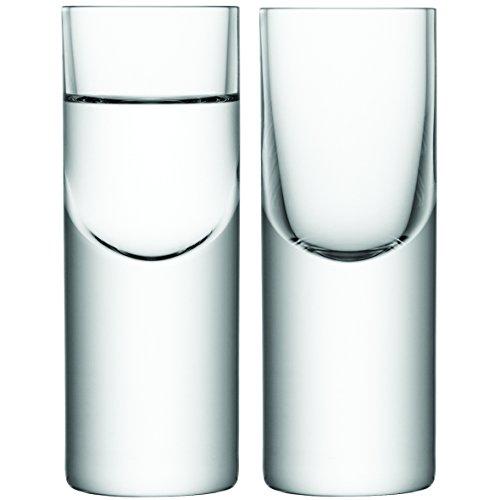 LSA International 50 ml Boris Vodka-Glas, transparent