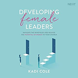 Developing Female Leaders audiobook cover art