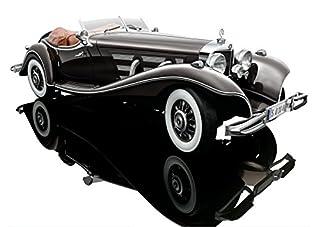 Bauer Spielwaren S018H Mercedes-Benz 500 K Spezial Roadster 1934 Model car, Dark Brown (B00F2G5WRI) | Amazon price tracker / tracking, Amazon price history charts, Amazon price watches, Amazon price drop alerts