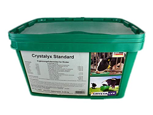 Crystalyx Standard Ergänzungsfuttermittel für Rinder 22,5 kg