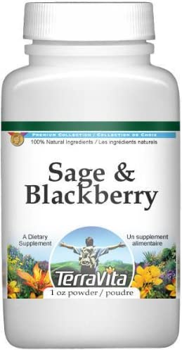 Sage and BlackBerry Combination Wholesale Powder Popularity oz ZIN: 1 516421