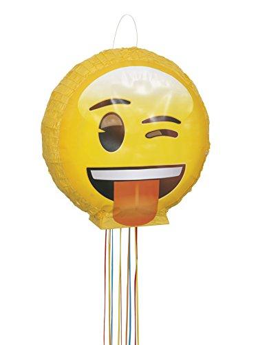 Emoji Pull-String Pinata