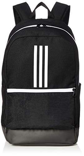 adidas CLAS BP 3s Sports Backpack, Unisex Adulto, Black/White, NS