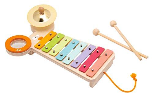Trudi- Strumenti Musicali, Multicolore, 82839