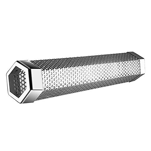 12-Inch Pellet Smoker Tube - Smoke Tube Generator for Hot & Cold Smoking on...