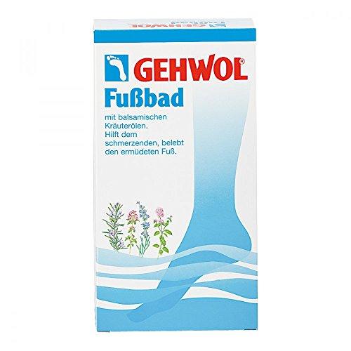 GEHWOL Fußbad Portionsbtl. 10X20 g