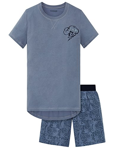 Schiesser Mädchen Anzug Kurz Conjuntos de Pijama